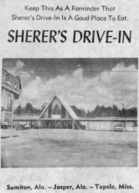 Birmingham Rewound Sherer S Drive In