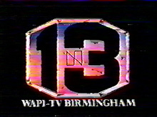 Channel 13's logo from 1979-81